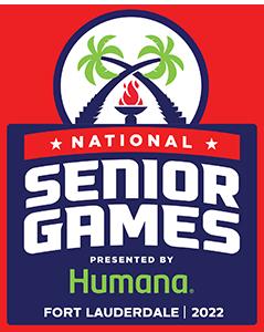 National Senior Games 2022 Logo